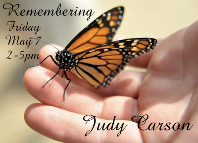 Remembering Judy Carson
