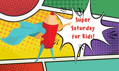 Super Saturdays for Kids ~ Written In The Stars