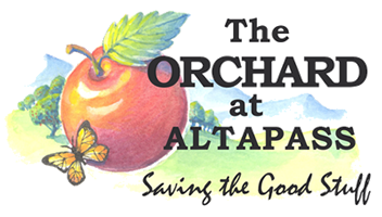 The Historic Orchard at Altapsss on the Blue Ridge Parkway